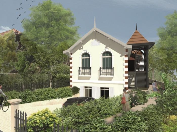 Maisons neuves et appartements neufs Arcachon référence 5269 : aperçu n°2