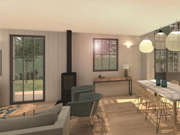 Maisons neuves et appartements neufs Arcachon référence 5269 : aperçu n°1
