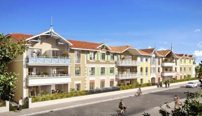 Appartements neufs Arcachon référence 3865