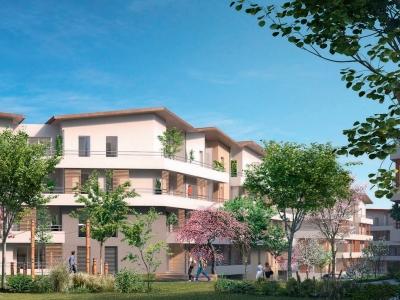 Appartements neufs Bassens référence 5420