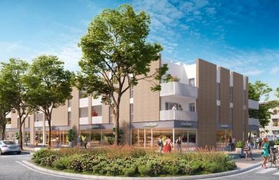 Appartements neufs Bassens référence 5373