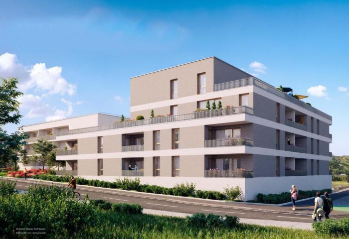 Appartements neufs Bassens référence 3872 : aperçu n°0