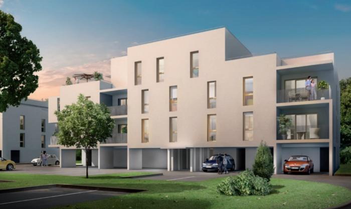 Appartements neufs Blanquefort référence 3874 : aperçu n°0