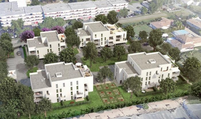 Appartements neufs Blanquefort référence 3874 : aperçu n°2