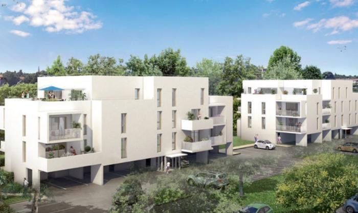 Appartements neufs Blanquefort référence 3874 : aperçu n°3
