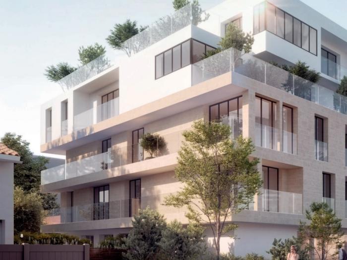 Appartements neufs Caudéran référence 4066 : aperçu n°0