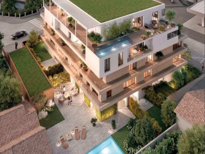 Appartements neufs Caudéran référence 4066 : aperçu n°3