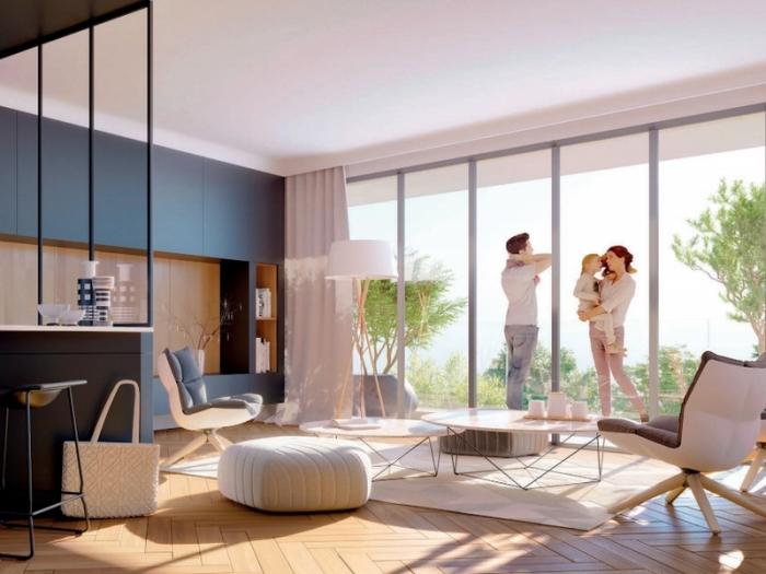 Appartements neufs Caudéran référence 4066 : aperçu n°1