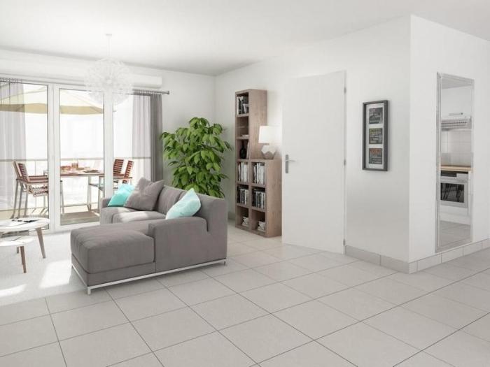 Appartements neufs Caudéran référence 4079 : aperçu n°1