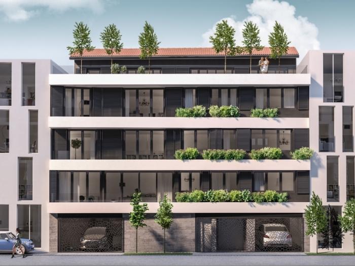 Appartements neufs Les Chartrons référence 5371 : aperçu n°0