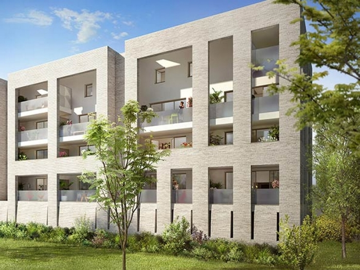 Appartements neufs Les Chartrons référence 5430 : aperçu n°0