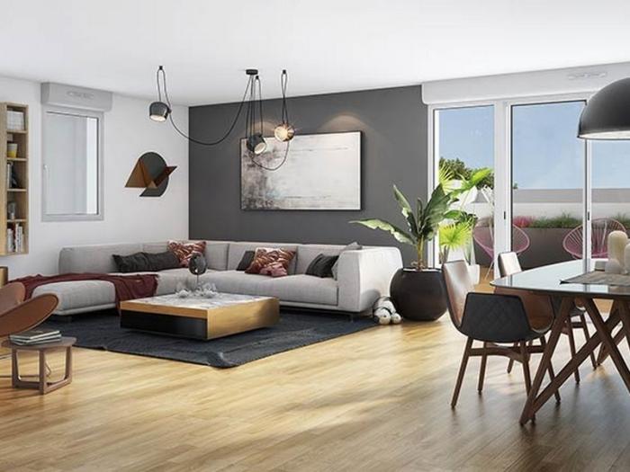 Appartements neufs Les Chartrons référence 5430 : aperçu n°1