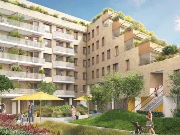 Appartements neufs Bastide référence 5321 : aperçu n°0