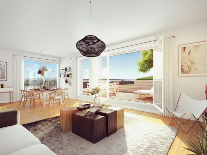 Appartements neufs Bastide référence 5321 : aperçu n°1