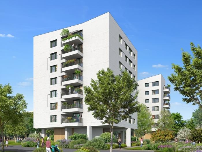 Appartements neufs Bastide référence 5384 : aperçu n°0