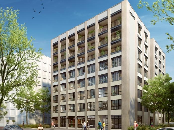 Appartements neufs Bastide référence 5324 : aperçu n°0