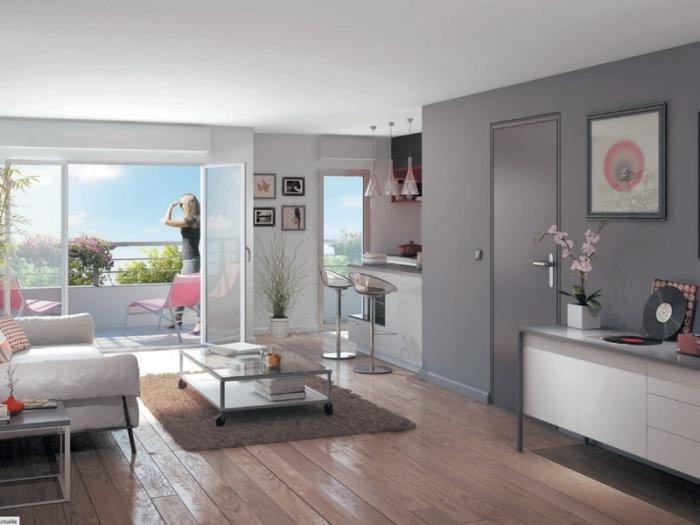 Appartements neufs Bastide référence 5324 : aperçu n°1