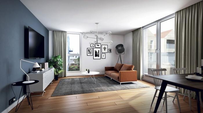 Appartements neufs Bastide référence 4102 : aperçu n°1