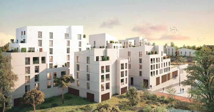 Appartements neufs Bastide référence 3787 : aperçu n°0