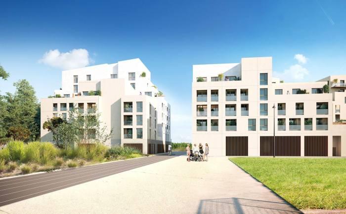 Appartements neufs Bastide référence 3787 : aperçu n°3