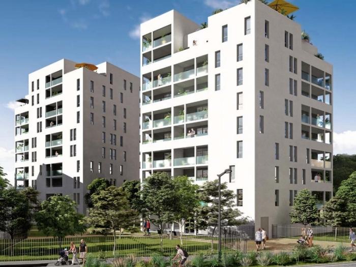 Appartements neufs Lac référence 5399 : aperçu n°0