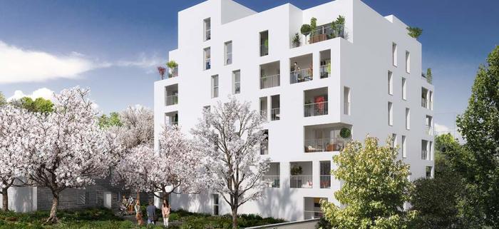 Appartements neufs Lac référence 5318 : aperçu n°3