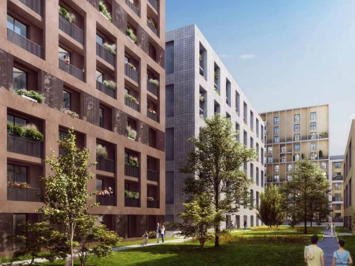 Appartements neufs St Jean référence 5259 : aperçu n°0