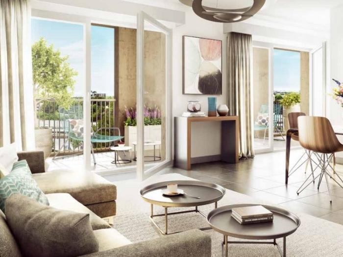 Appartements neufs St Jean référence 5259 : aperçu n°2