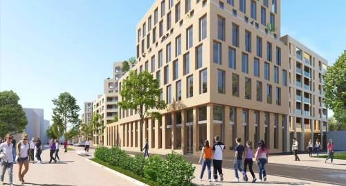 Appartements neufs St Jean référence 3883