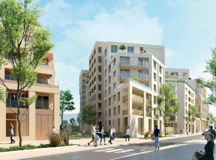 Appartements neufs St Jean référence 3883 : aperçu n°2