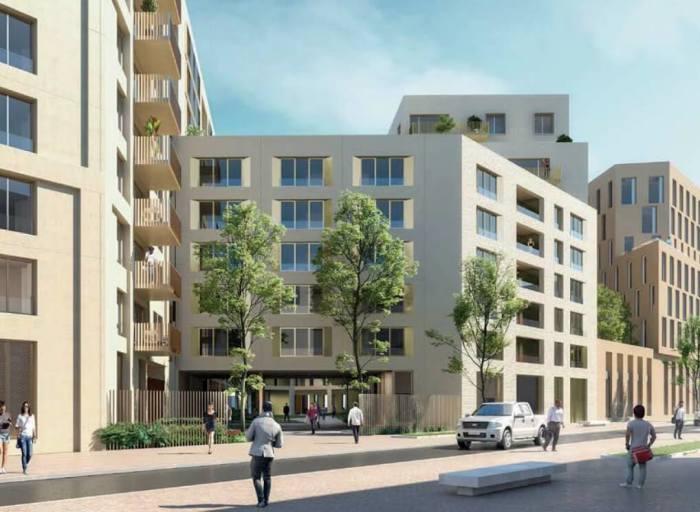 Appartements neufs St Jean référence 3883 : aperçu n°3