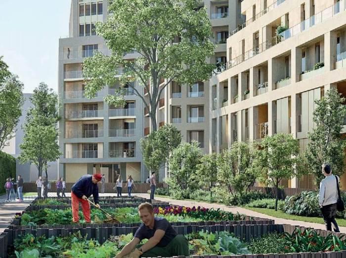 Appartements neufs St Jean référence 3883 : aperçu n°4