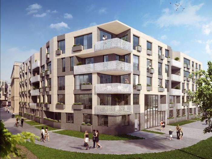 Appartements neufs St Seurin référence 5352 : aperçu n°2