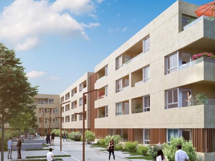 Appartements neufs St Seurin référence 5365 : aperçu n°3