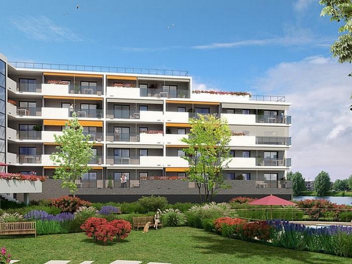 Appartements neufs Bruges référence 5419 : aperçu n°0