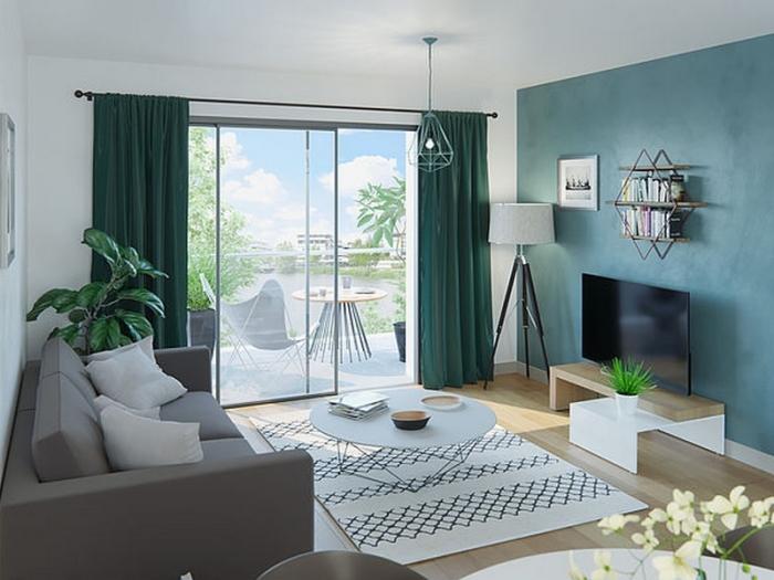 Appartements neufs Bruges référence 5419 : aperçu n°1