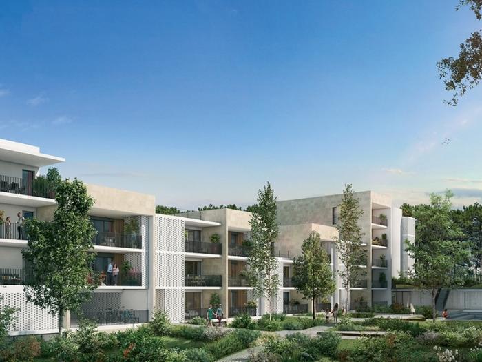 Appartements neufs Bruges référence 4093 : aperçu n°0