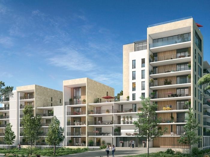 Appartements neufs Bruges référence 4093 : aperçu n°2