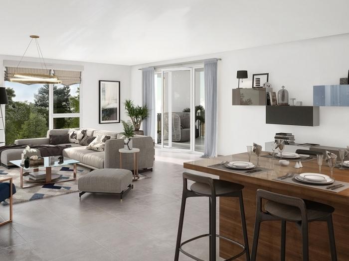 Appartements neufs Bruges référence 4093 : aperçu n°1