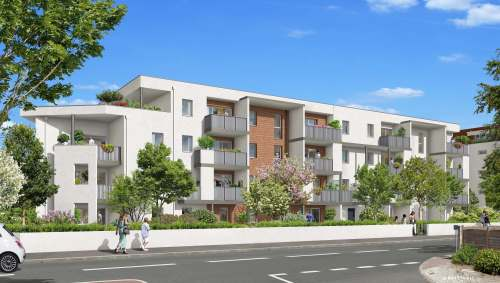 Appartements neufs Bruges référence 5311