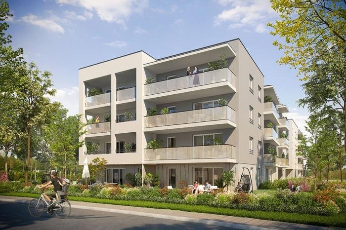 Appartements neufs Villenave-d'Ornon référence 5214 : aperçu n°0