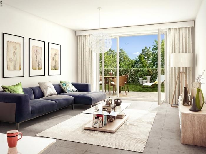 Appartements neufs Villenave-d'Ornon référence 5214 : aperçu n°1
