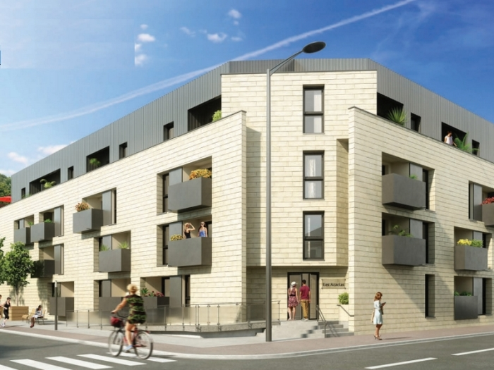 Appartements neufs Cenon référence 5232 : aperçu n°0