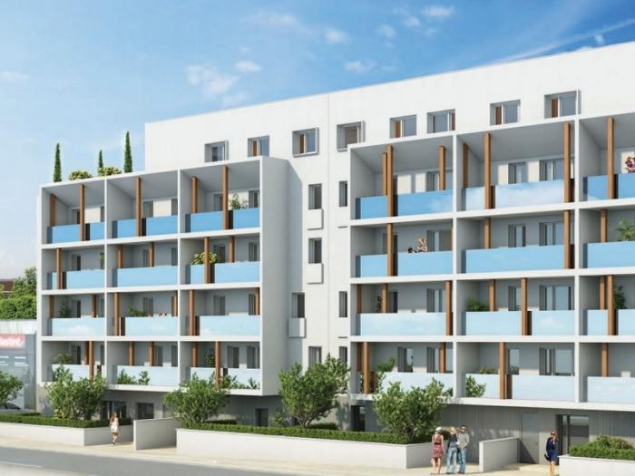 Appartements neufs Cenon référence 5431 : aperçu n°0