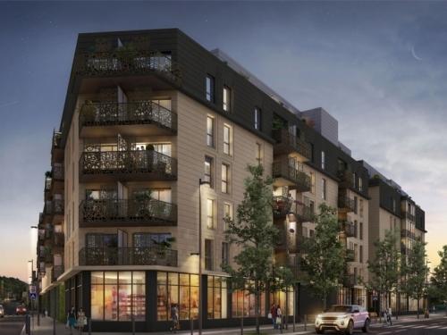 Appartements neufs Cenon référence 4096