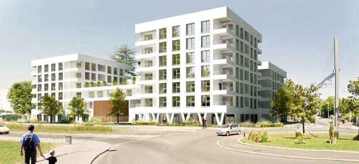 Appartements neufs Cenon référence 5396 : aperçu n°2