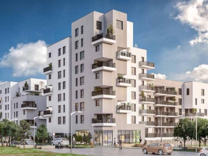 Appartements neufs Eysines référence 5314 : aperçu n°0