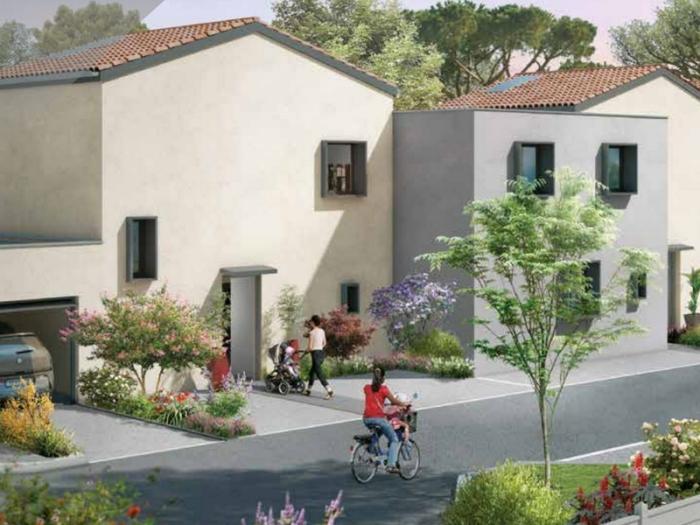 Maisons neuves Fargues St Hilaire référence 5378 : aperçu n°0
