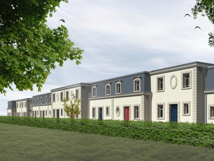 Maisons neuves Le Bouscat référence 5393 : aperçu n°0