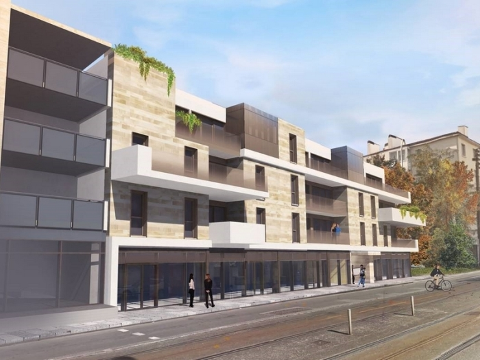 Appartements neufs Le Bouscat référence 4092 : aperçu n°2